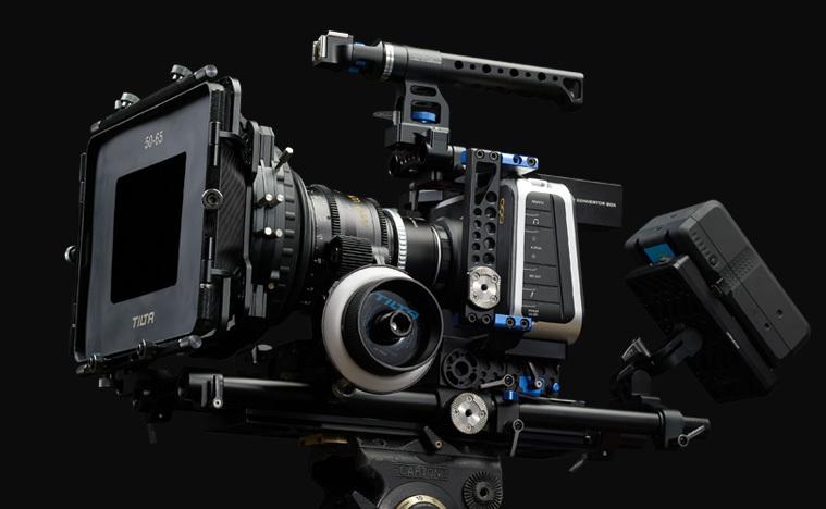 Black-Magic-Cinema-Camera-Rig