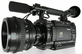 Sony PMW – F3 XDCAM Super 35mm Camera