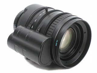 Power Zoom Lens